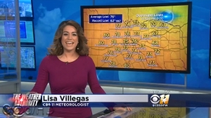 Lisa Villegas. The Weather Authority - CBS 11_01.ts_snpashot_00.00_[2015.09.29_14.09.59]